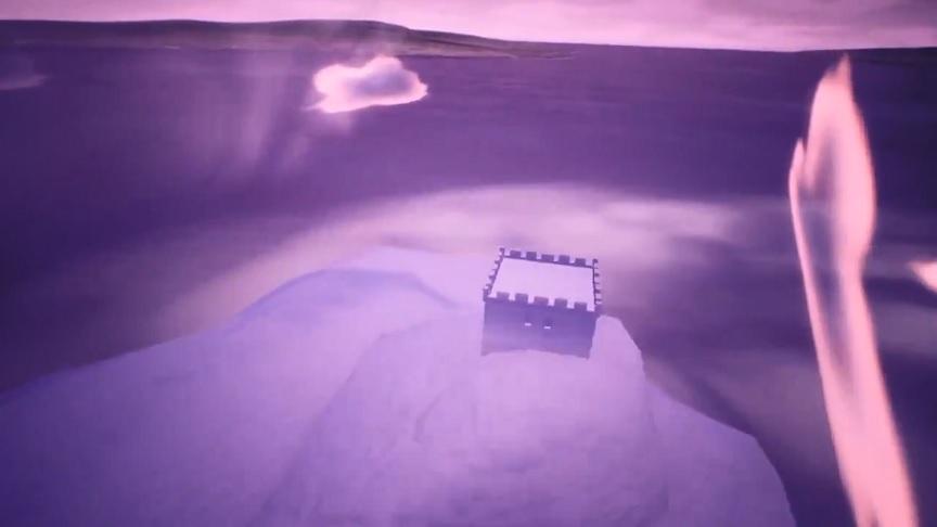 シーズン7は島の左下が雪マップになる説