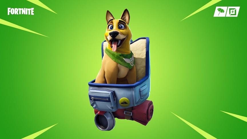新しいペット「ガンナー」がシーズン6の犬とほぼ変わらない件