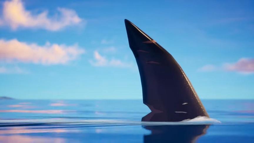 サンズのサメミッション何度行ってもサメがいないんだけど…