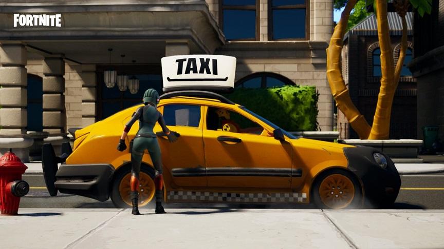 タクシーめちゃくちゃ一位取りやすい【ティルテッドタクシー】