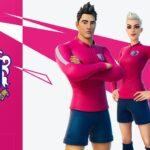 セレッソ大阪含む世界23のサッカークラブがフォートナイトに登場!